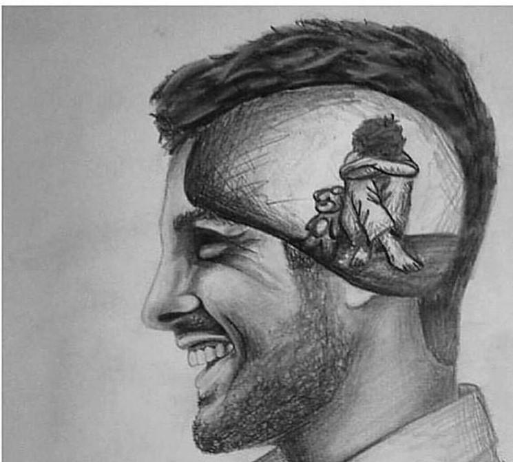 Maskirana i nasmešena depresija